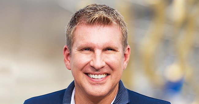 Todd Chrisley Proudly Shares a Selfie of Son Chase with His Girlfriend Emmy –– See the Gorgeous Pic