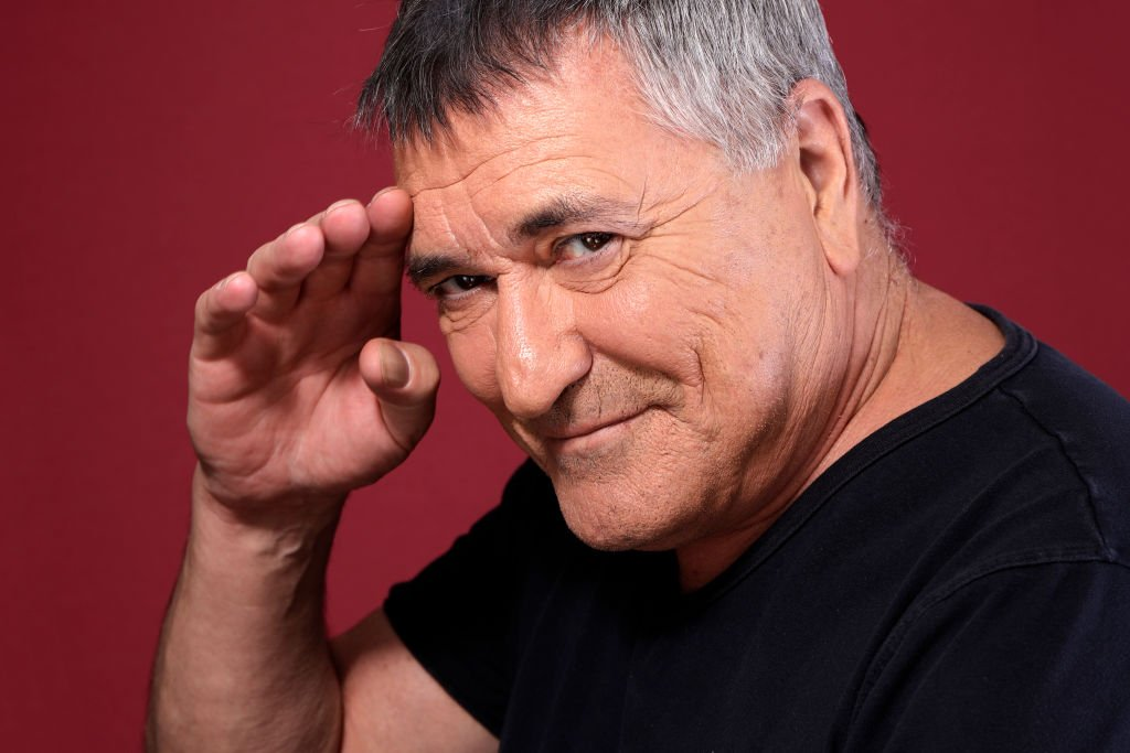 Jean-Marie Bigard souriant. | Photo : Getty Images