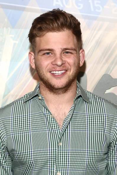 Jonathan Lipnicki at TCL Chinese 6 Theatres on August 08, 2019 in Hollywood, California. | Photo: Getty Images