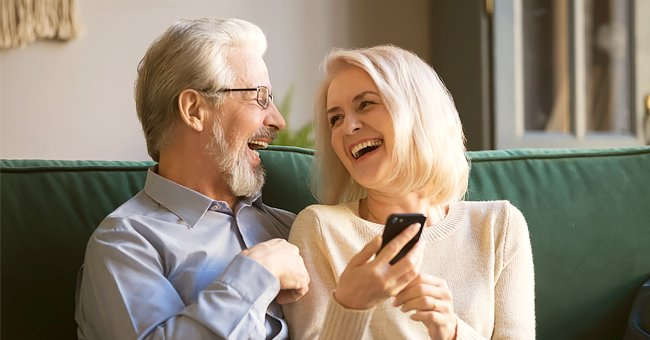 Daily Jokes: An Elderly Man Jokes with His Wife about Getting Remarried to a 23-Year-Old Girl