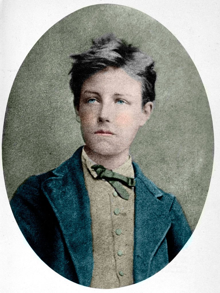 Portrait de Arthur Rimbaud. | Photo : Getty Images