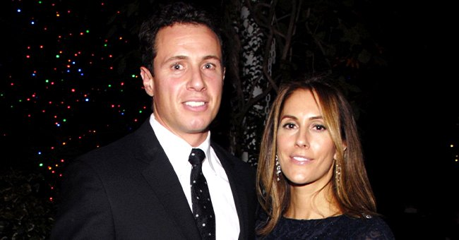 Chris Cuomo's Wife Cristina Looks Flawless in a Morning Photo Wearing a Casual All-Black Outfit