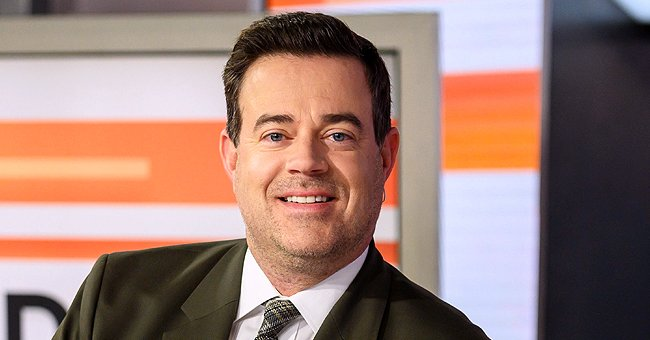 Carson Daly of NBC Cuts Hair Live on 'Today' Show