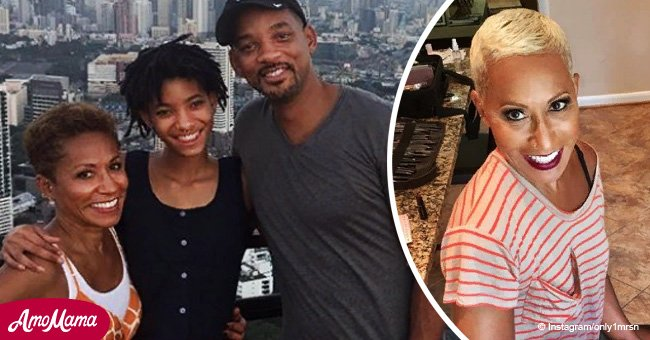 Will Smith's mother-in-law, 64, impressed everyone with chiseled abs in a striped bathing suit