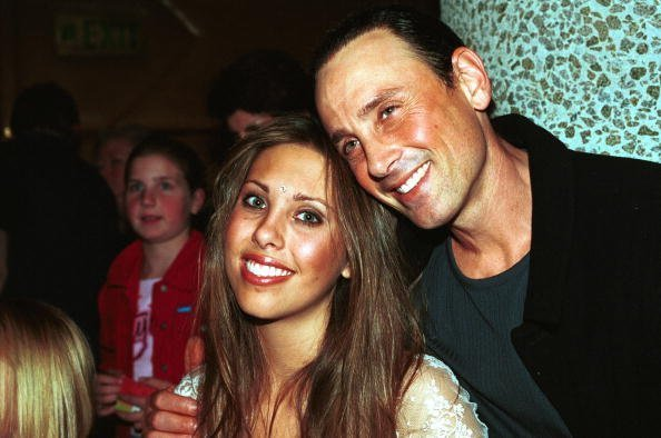 Matt Lattanzi and Chloe Lattanzi on June 27, 2002 in Melbourne, Victoria, Australia | Source: Getty Images