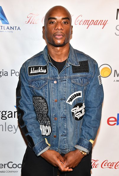 Charlamagne tha God at Loudermilk Conference Center in Atlanta, Georgia. | Photo: Getty Images.