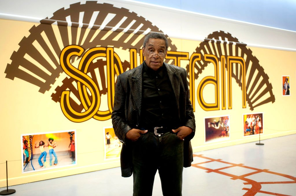 Don Cornelius poses at Millennium Park on September 5, 2011.   Photo: Getty Imges
