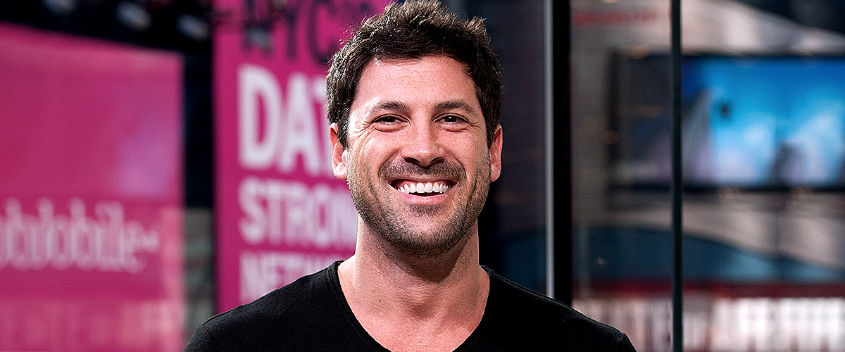 Maksim Chmerkovskiy Shares New Cute Photos with His Grandma