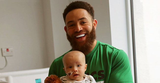 'Ex On The Beach' Star Ashley Cain Reveals 8-Month-Old Daughter Could Have Just Days to Live