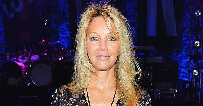 'Melrose Place' Alum Heather Locklear's Magnificent Home — Take a Glimpse inside