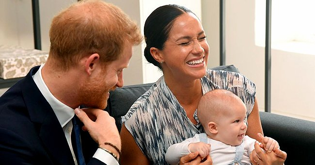 Us Weekly: Meghan Markle & Prince Harry Put a Lot of Effort into Celebrating Archie's 2nd Birthday
