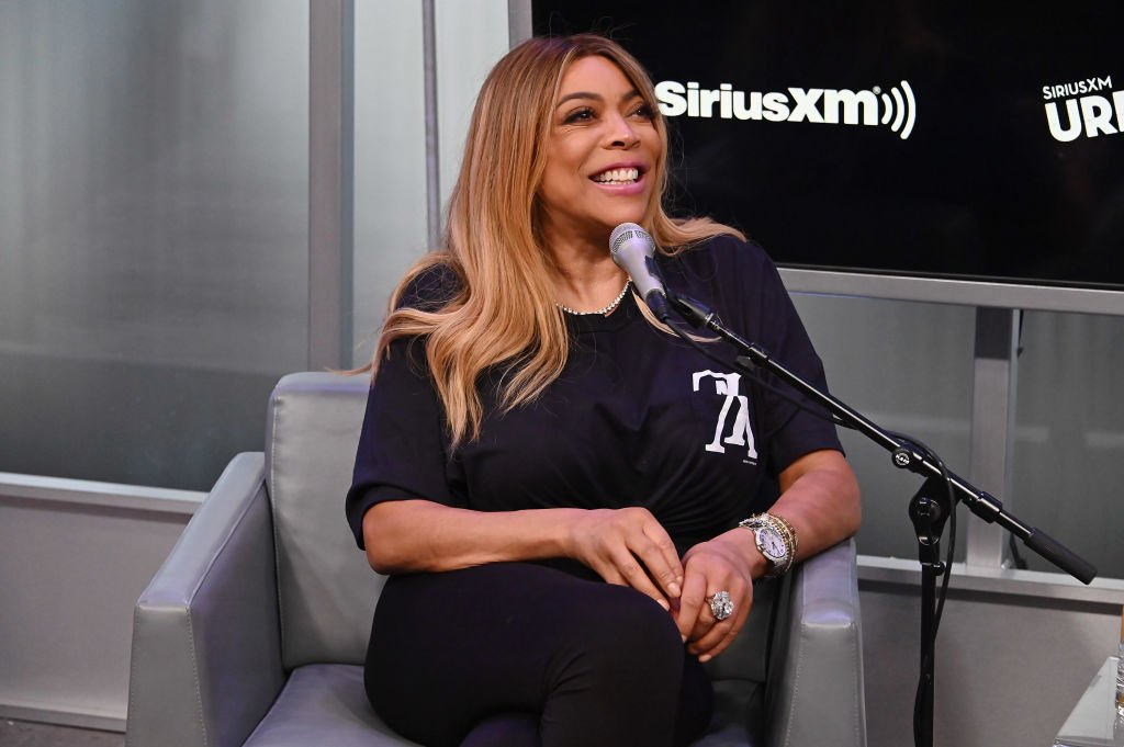 Wendy Williams attends SiriusXM Town Hall with Wendy Williams hosted by SiriusXM host Karen Hunter at SiriusXM Studios | Photo: Getty Images