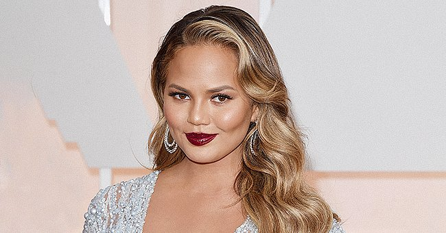 Chrissy Teigen pictured at the 87th Annual Academy Awards, 2015, Hollywood, California.   Photo: Getty Images