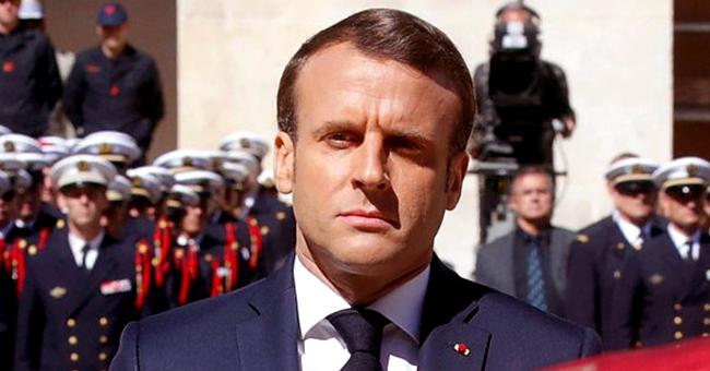 Le discours émouvant d'Emmanuel Macron