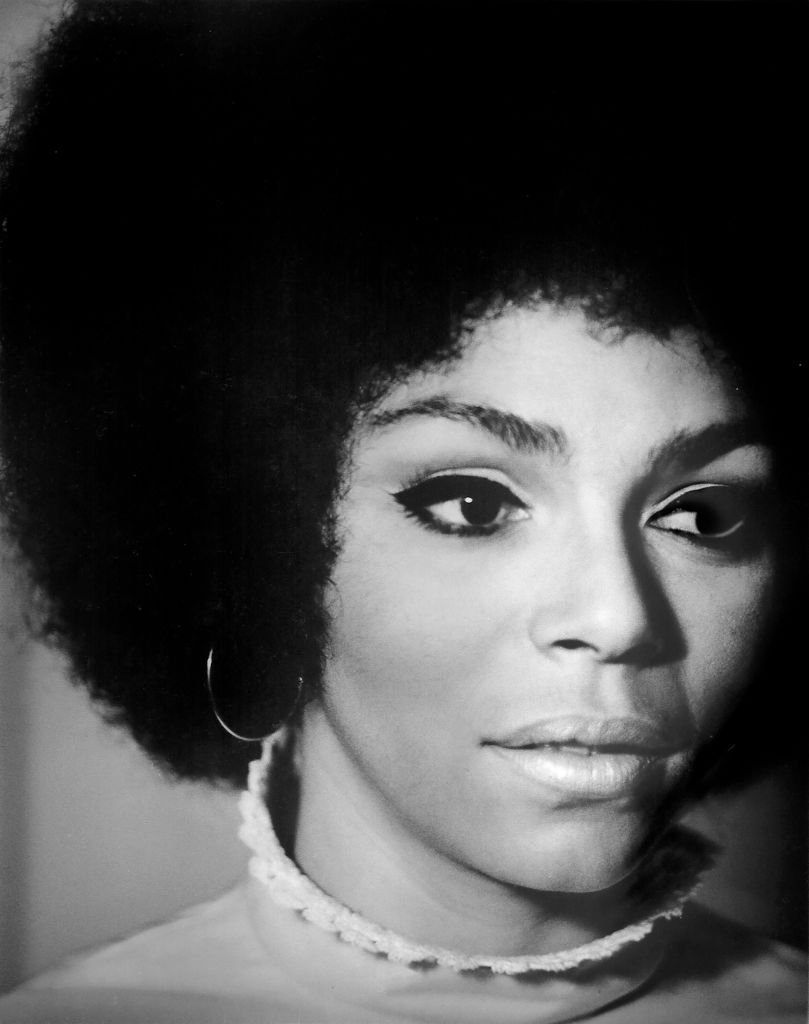 Publicity still portrait of American actress Rosalind Cash, 1970. | Photo: Getty Images