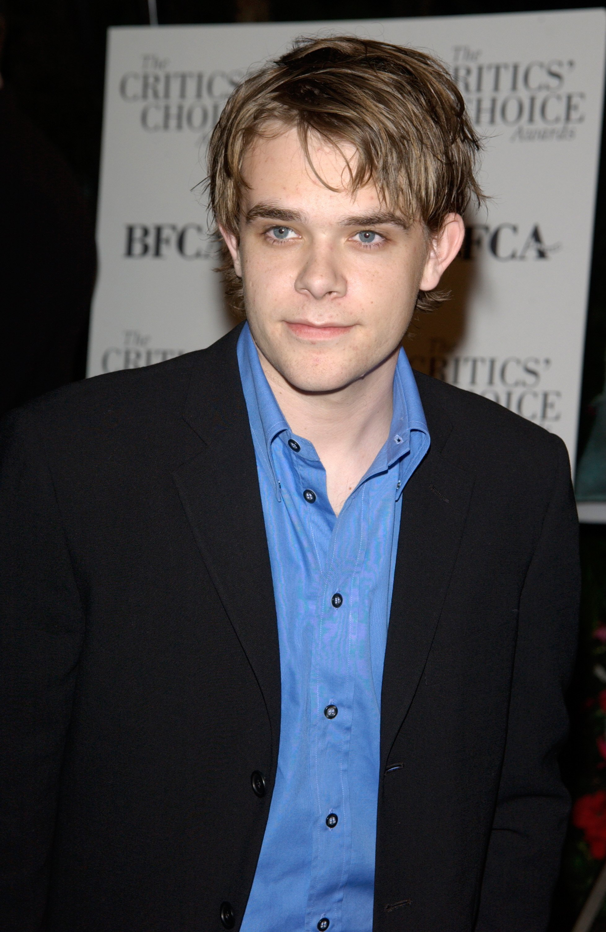 Nick Stahl at the 7th Annual Critics Choice Awards at the Beverly Hills Hotel on June 11, 2002 in California | Photo: Shutterstock