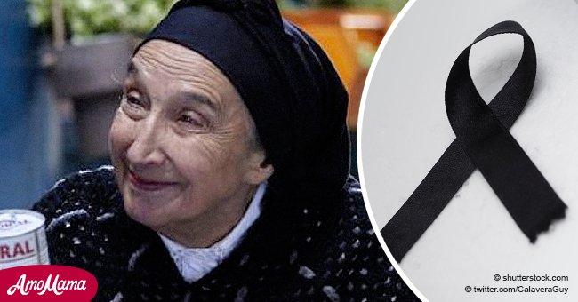 Antonia Cruells, querida actriz de los anuncios de Fabada Litoral, ha fallecido