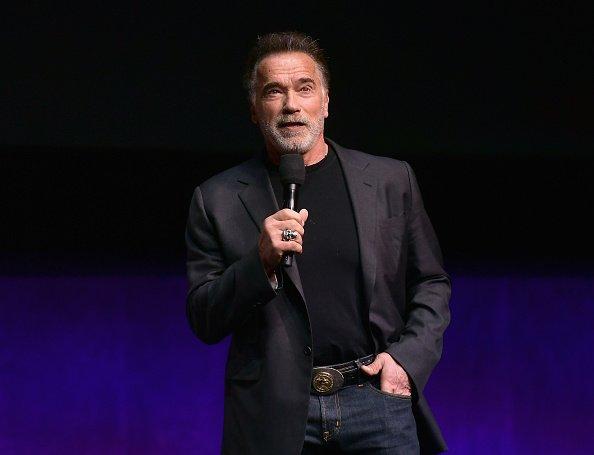 Arnold Schwarzenegger au Caesars Palace le 4 avril 2019 à Las Vegas, Nevada | Photo : Getty Images