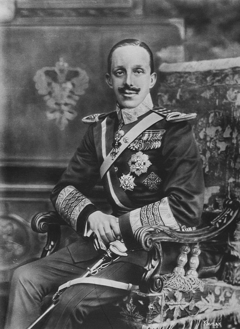 Portrait of King Alfonso XIII of Spain | Source: Wikimedia Commons