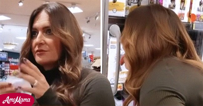 Woman Licks Items around Grocery Store, Believes It Helps 'Fortify Your Immune System'