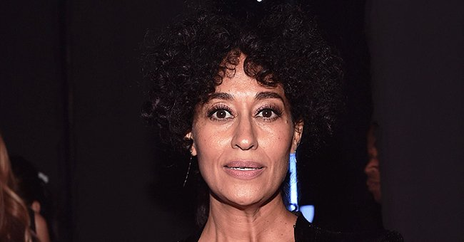 Tracee Ellis Ross Goes outside on 20th Day of Her Self-Quarantine (Video)