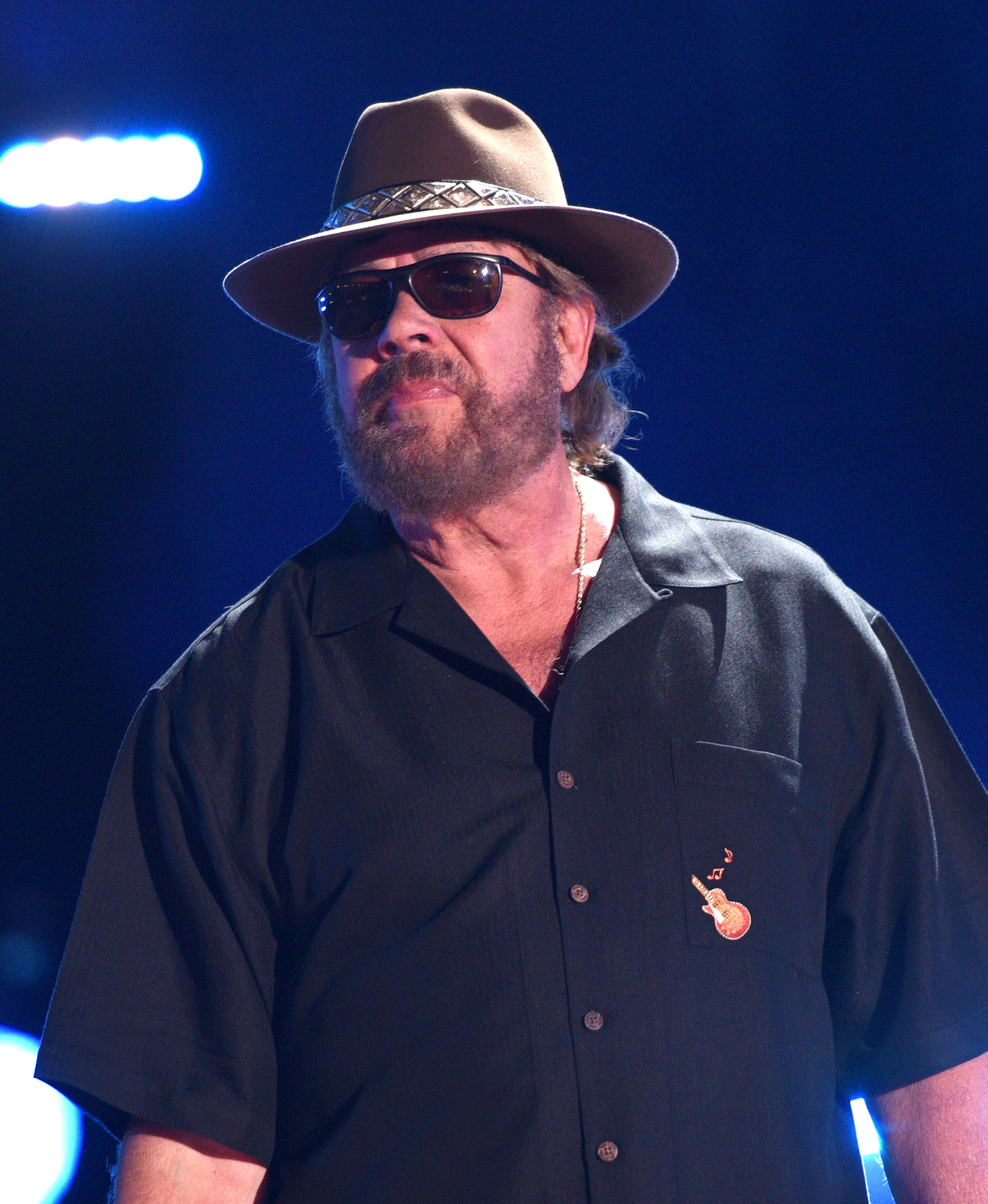 Hank Williams Jr. performs at CMA Music Festival on June 10, 2016 in Nashville, Tennessee | Photo: Getty Images