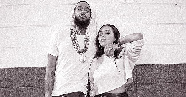 Lauren London Celebrates Son's 3rd Birthday after Eric Holder Was Indicted for Nipsey Hussle Murder