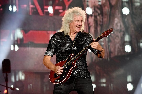 Brian May of Queen performs onstage during the 2019 Global Citizen Festival: Power The Movement in Central Park on September 28, 2019 in New York City | Photo: Getty Images