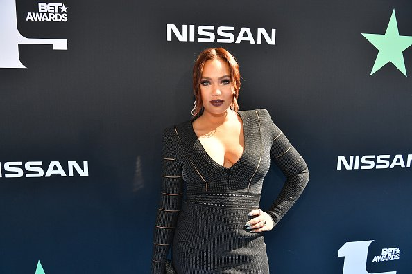 Ayesha Curry at the 2019 BET Awards at Microsoft Theater on June 23, 2019 in Los Angeles, California.| Photo:Getty Images
