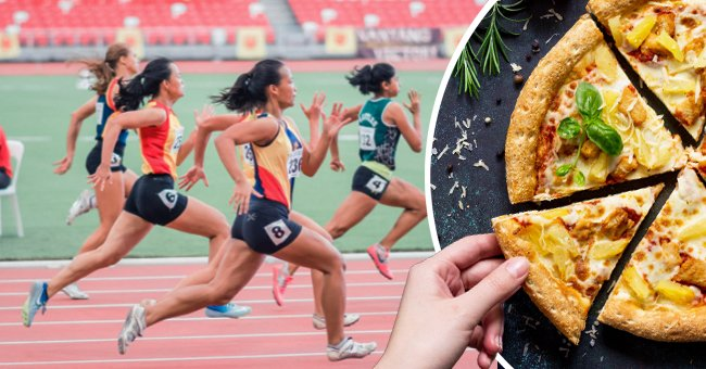 Pizza Olympics: Why You Should Pair Your Favorite Olympic Sports with Its Own Pizza