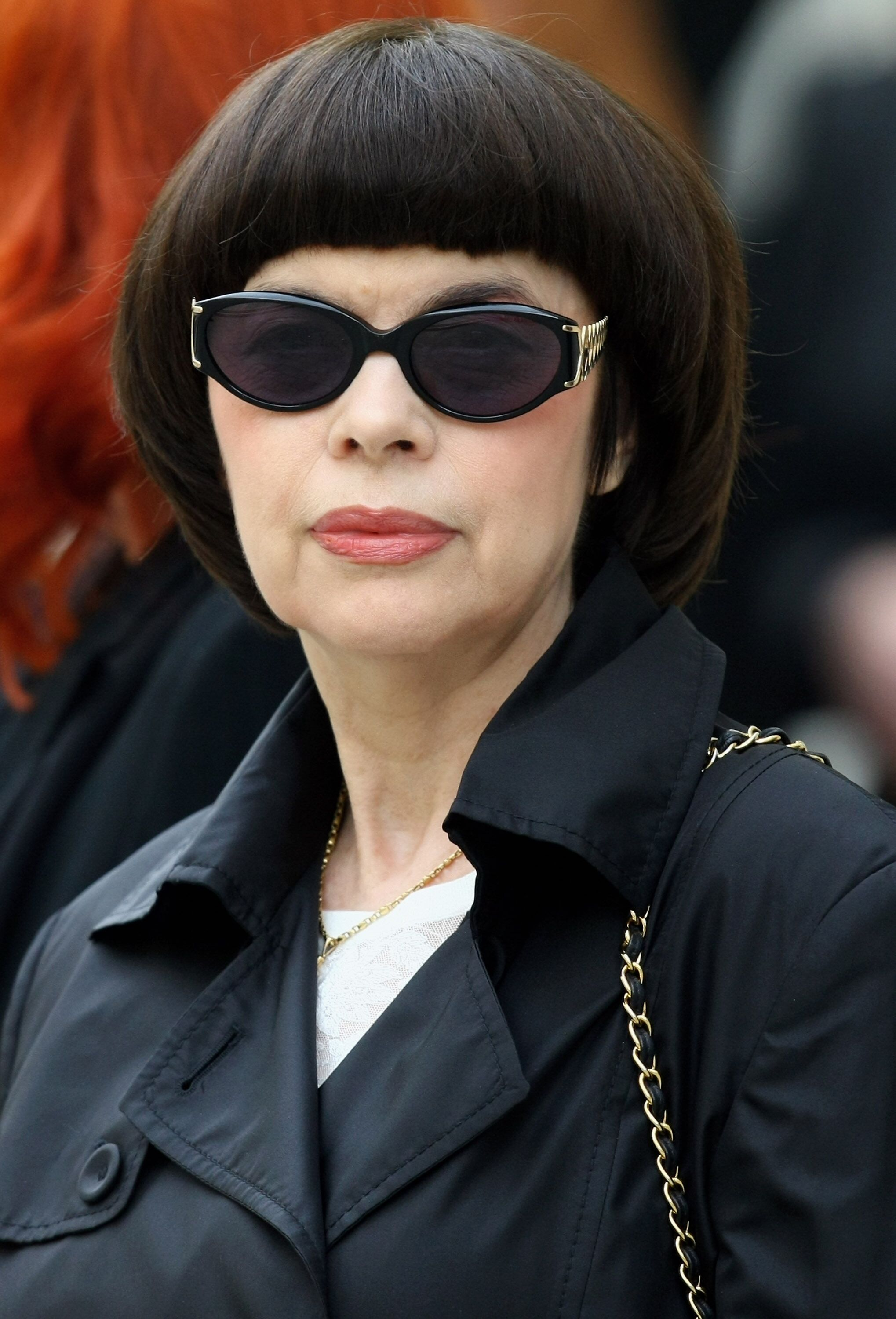 L'incontournable Mireille Mathieu. l Source : Getty Images