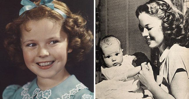 Shirley Temple Raised 3 Kids Including Daughter Lori Whom She Saved from Deadly Addiction