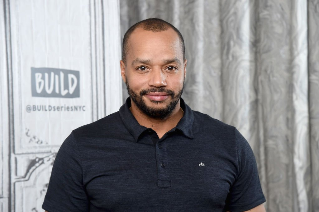 "Actor Donald Faison visits the Build Series to discuss the ABC series ""Emergence"" at Build Studio on September 20, 2019. 