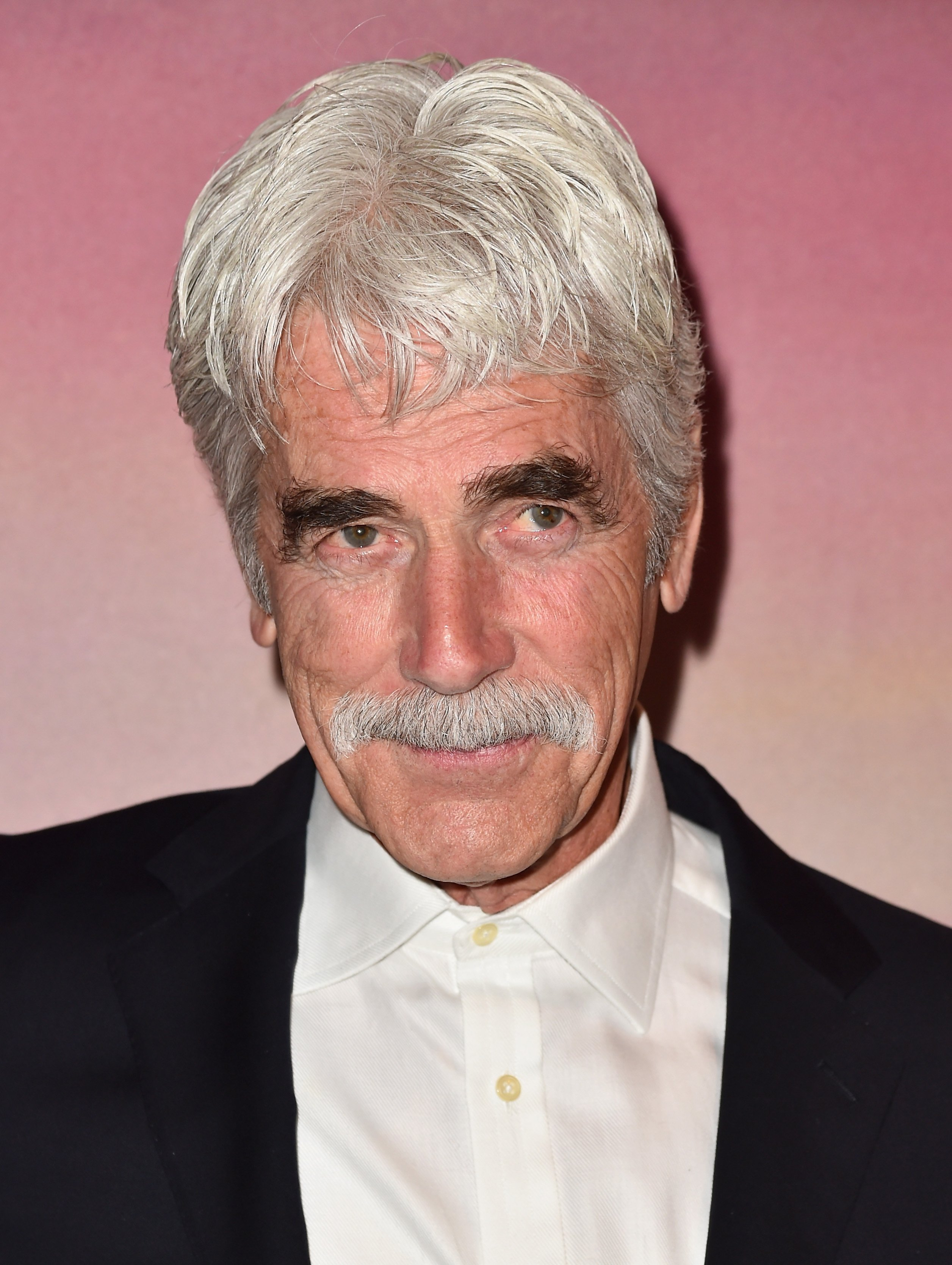 "Sam Elliott at a screening of Bleecker Street's ""I'll See You In My Dreams"" on May 7, 2015 