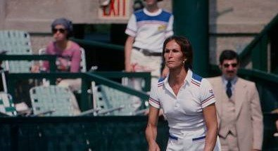 Renee Richards playing in the 1977 RFK Tennis Tournament   Photo: Getty Images