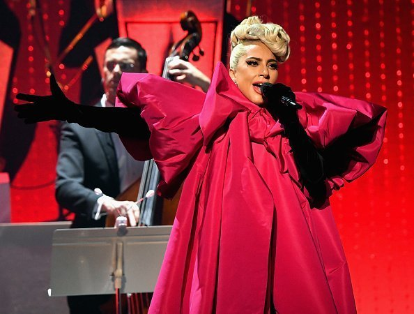 Lady Gaga performs during her 'JAZZ & PIANO' residency at Park Theater at Park MGM on January 20, 2019 in Las Vegas, Nevada.| Photo: GettyImages