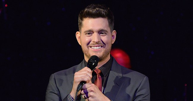 Michael Bublé Gushes over Pink & Ciara's Kids after They Appear in 'Disney Holiday Singalong'