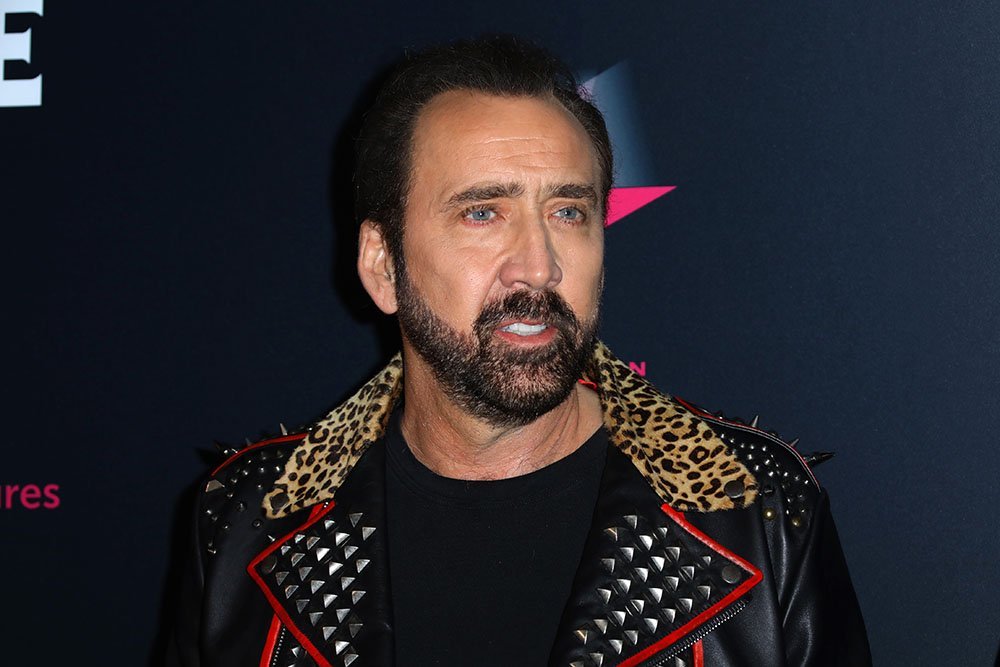 """Actor Nicolas Cage attends the special screening of """"Color Out Of Space"""" at the Vista Theatre on January 14, 2020 in Los Angeles, California. I Image: Getty Images."""