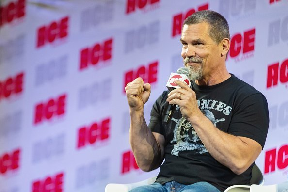 Josh Brolin speaks on stage during ACE Comic Con on June 28, 2019 | Photo: Getty Images