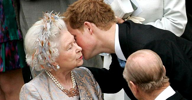 People: Prince Harry Has an 'Unbreakable Bond' with the Queen as She Was 'a Sort of Stepmother' for Him