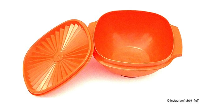 Vintage Tupperware may be worth a lot more money than what you paid for it