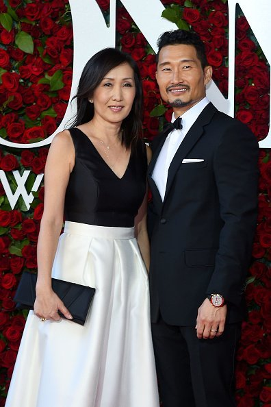 Daniel Dae Kim and Mia Haeyoung Rhee on June 12, 2016 in New York City l Image: Getty Images.