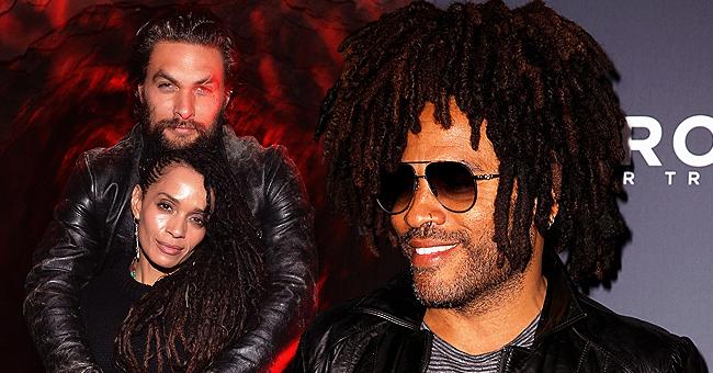 Lenny Kravitz on His 'Beautiful' Relationship with Ex Lisa Bonet & Jason Momoa
