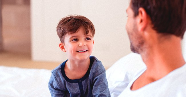 Daily Joke: Dad Has Honest Conversation with His Young Son about Growing Up