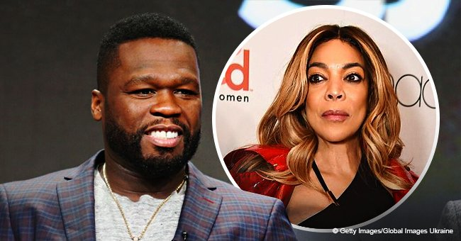 50 cent can't stop mocking Wendy Williams, this time compares one of her looks to 'E.T.'