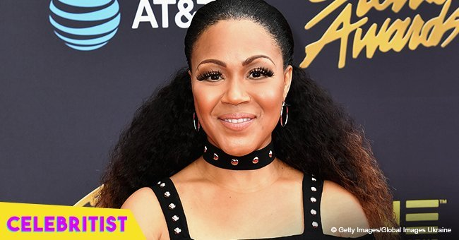 Erica Campbell's daughter is all grown up and has got voice just like her mother