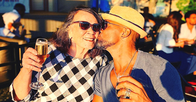 Shemar Moore Shares Touching Video from a 'Dream Vacation' Taken with His Mom Battling MS