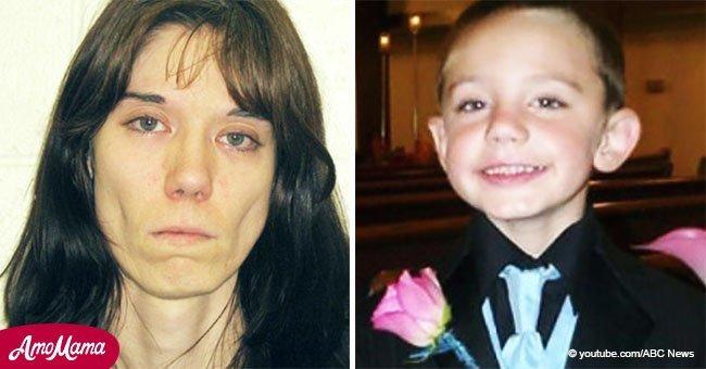 Une mère et son fils ont disparu. 2 ans plus tard, la police fouille la maison de sa grand-mère et découvrent une pièce secrète