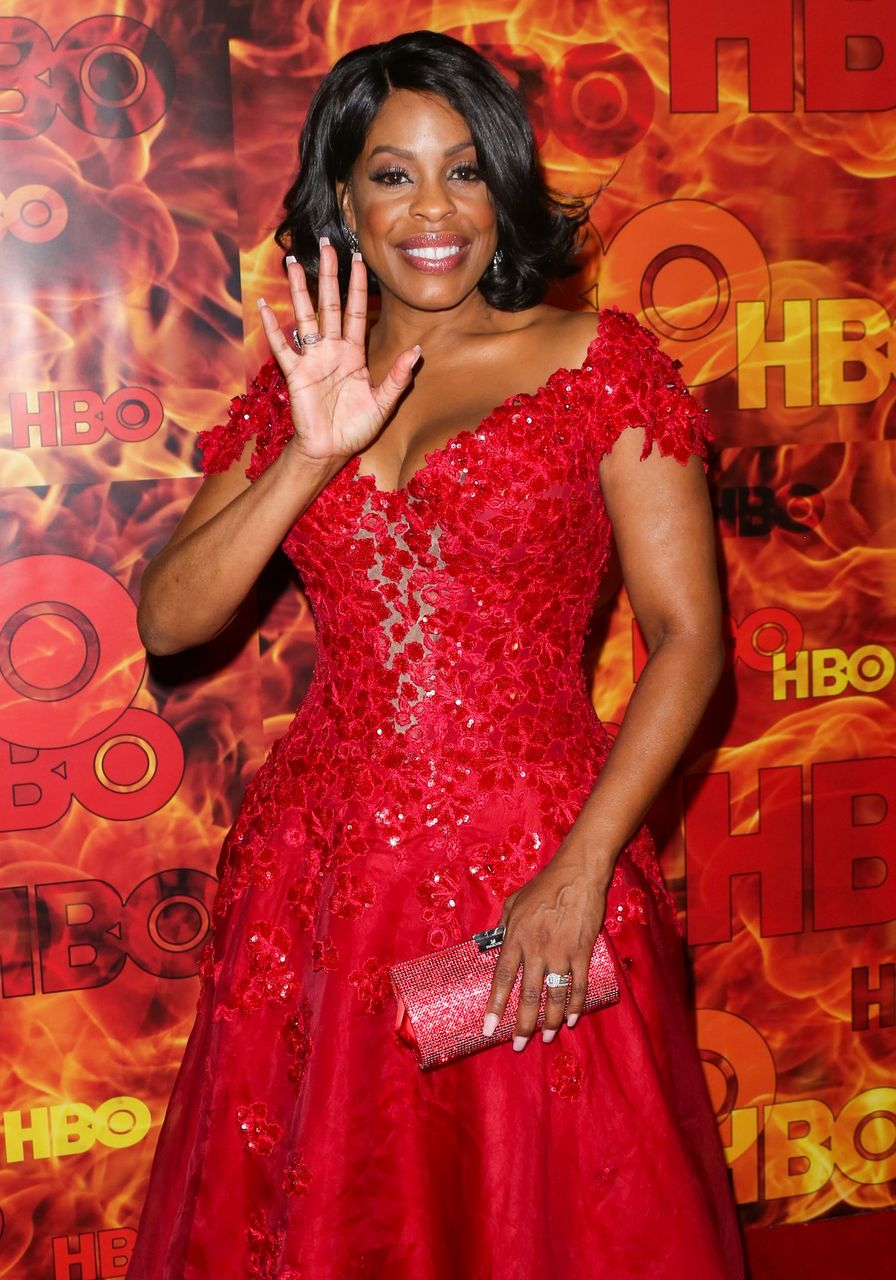 Niecy Nash during HBO's official 2015 Emmy After Party at The Plaza at the Pacific Design Center on September 20, 2015 in Los Angeles, California. | Source: Getty Images