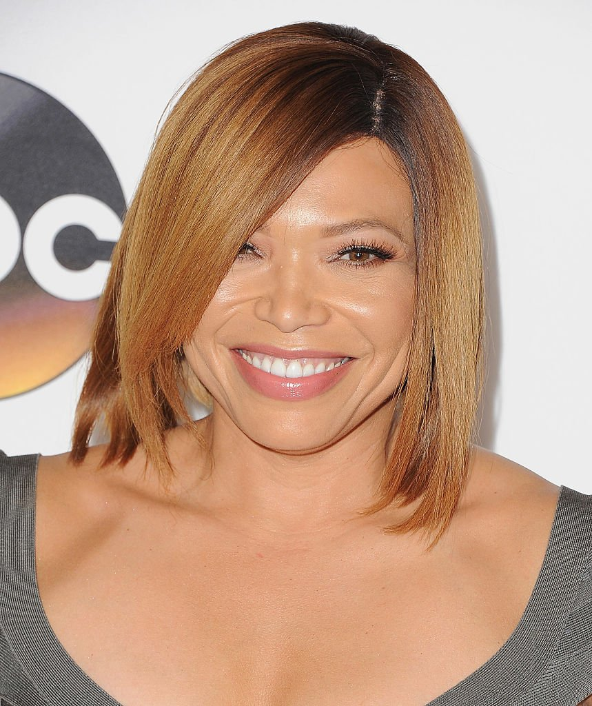 Tisha Campbell at the TCA Summer Press Tour hosted by Disney ABC Television in August 2016. | Photo: Getty Images